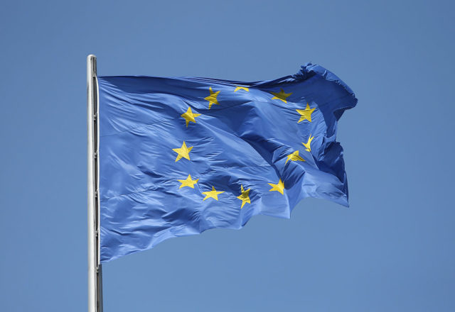 EU Flagge Foto: Sean Gallup/Getty Images