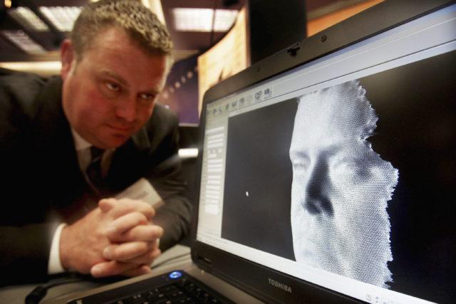 Gesichtserkennungssoftware (Symbolbild) Foto: Ian Waldie/Getty Images