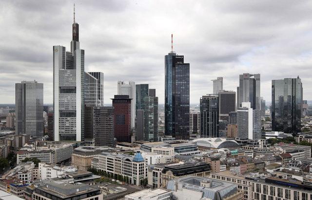 Frankfurt am Main. Foto: DANIEL ROLAND/AFP/Getty Images