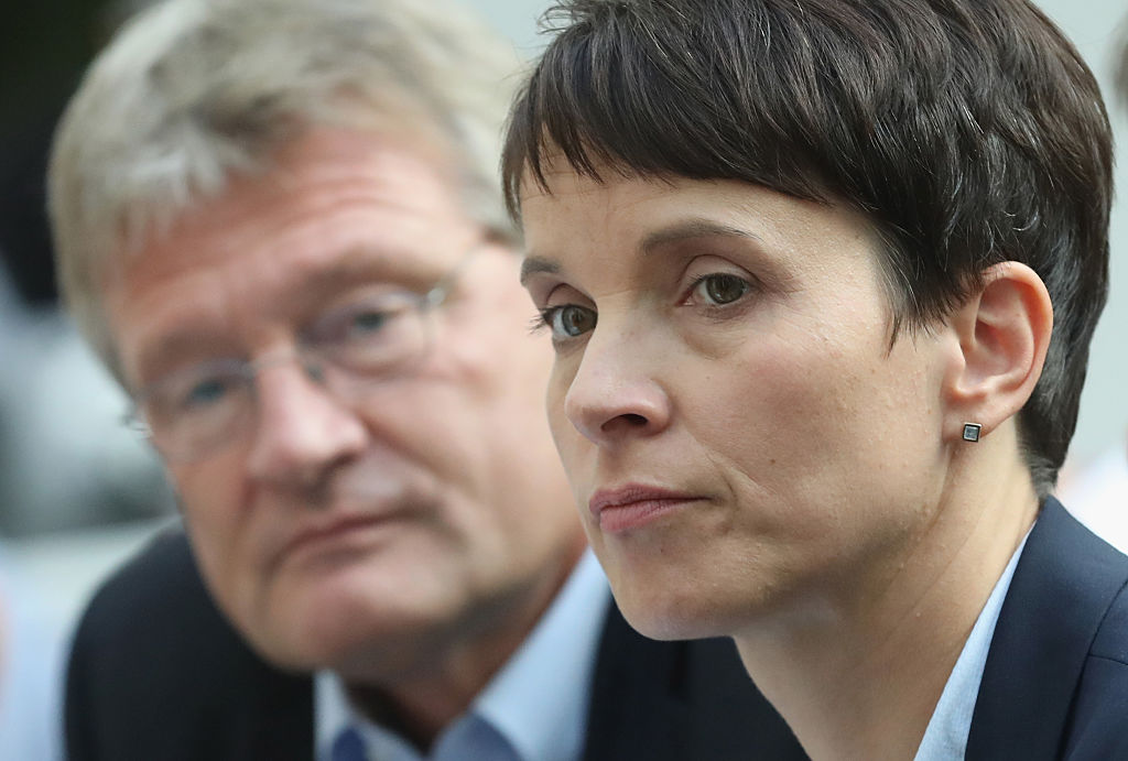 """Petry nach Maaßen-Aussage über Terrorgefahr: """"Wir wollen Normalzustand für Deutschland, keine 'Lage'"""""""