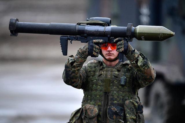 Deutscher Soldat Foto: Alexander Koerner/Getty Images