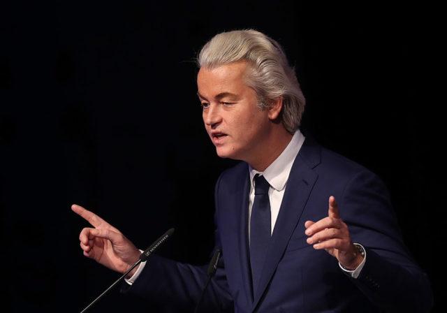 Geert Wilders Foto: Sean Gallup/Getty Images