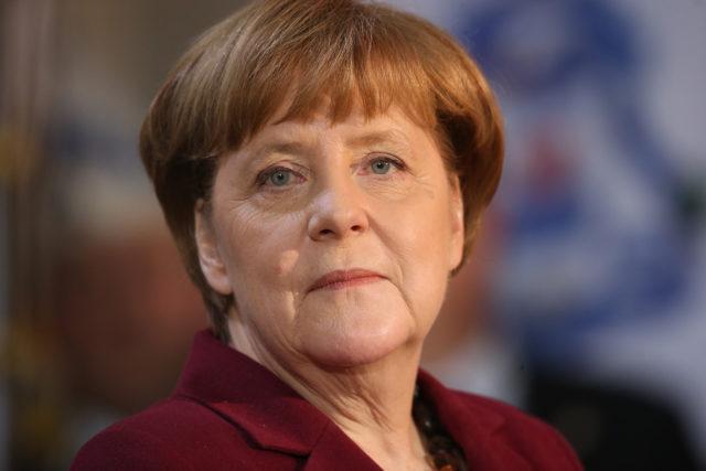 Angela Merkel Foto: Sean Gallup/Getty Images