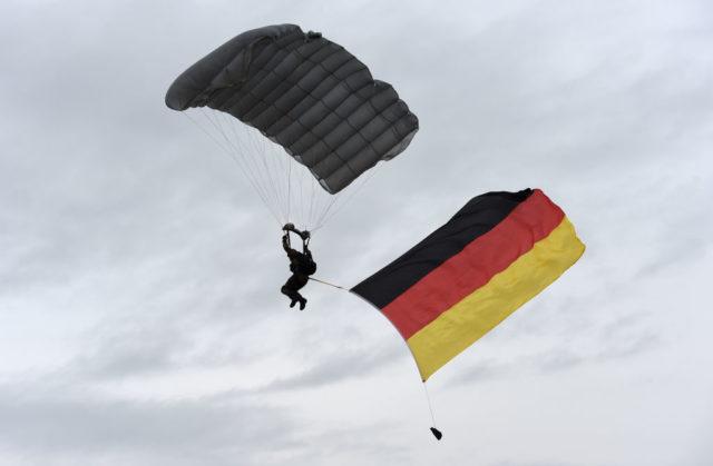 Bundeswehr Soldat Foto: CHRISTOF STACHE/AFP/Getty Images
