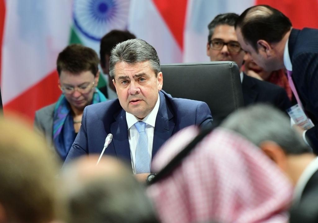 Sigmar Gabriel geht bei der Nato auf Konfrontationskurs zu den USA