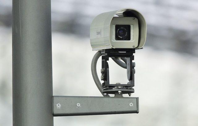 Überwachungskamera Foto: Sean Gallup/Getty Images