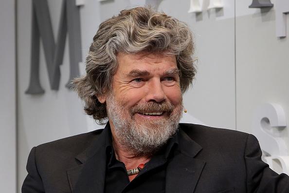 """Extrembergsteiger Reinhold Messner: """"Die Grenzen der Seele wirst du nicht finden"""""""