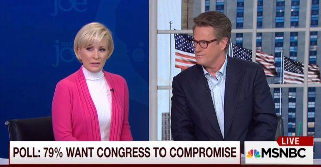 MSNBC Moderatoren Mika Brzezinski und Joe Scarborough. Foto: Screenshot Youtube