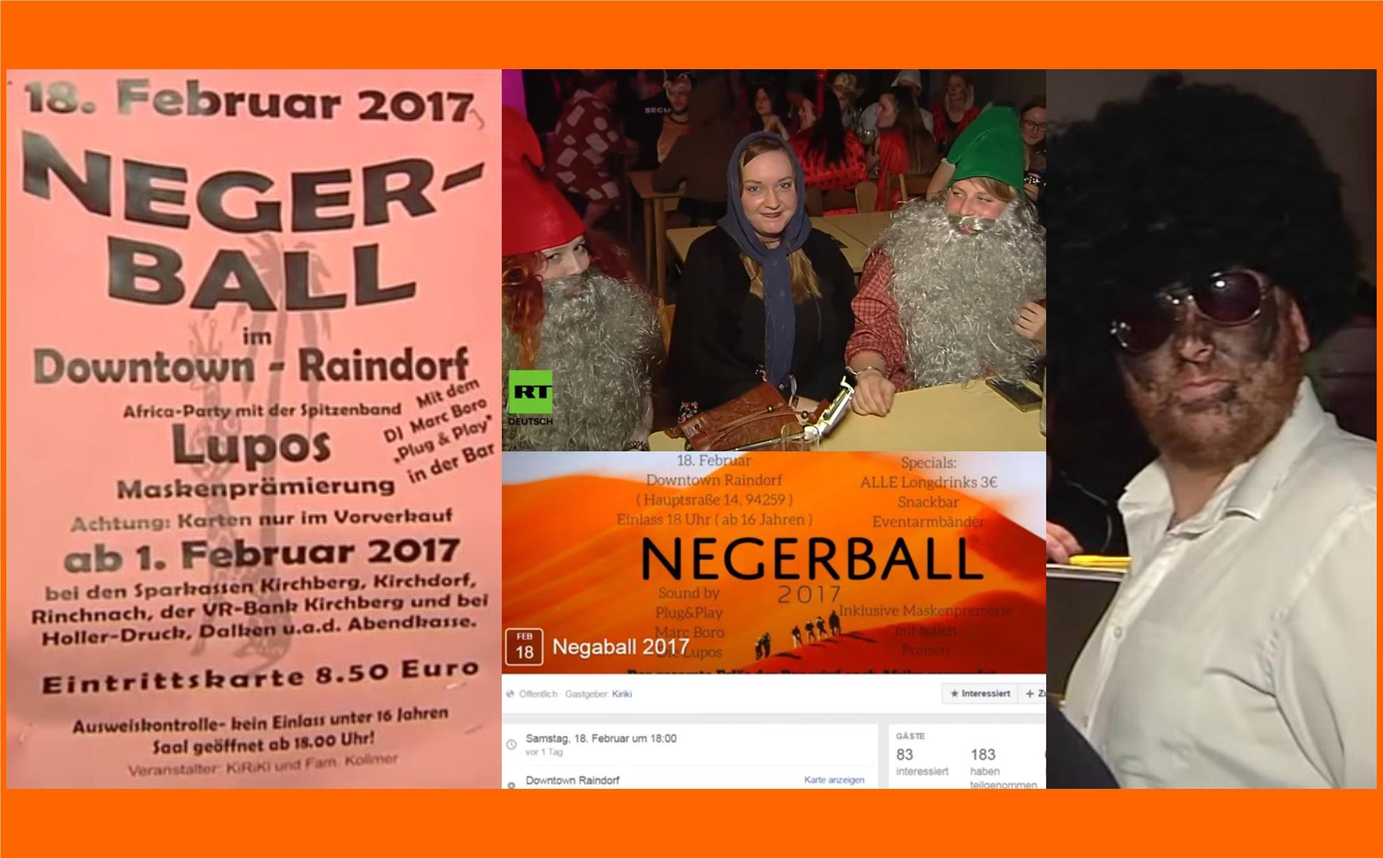 """Korrekt gemeldet: Benefizveranstaltung """"Negerball"""" wird """"NEGA-Ball"""" – Niederbayerische Entwicklungshilfe zu Gunsten Afrikas"""
