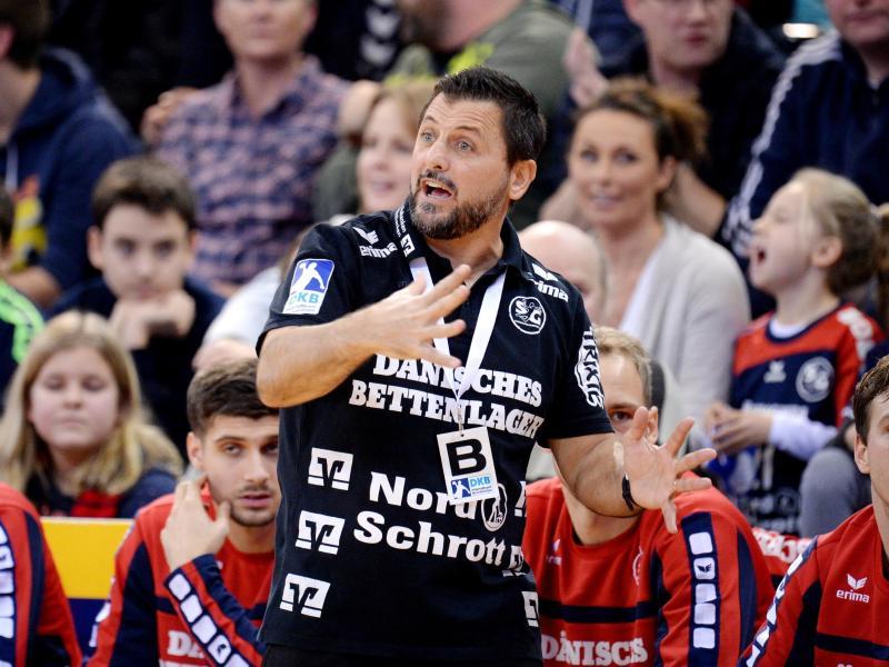 Trainer Vranjes verlässt SG Flensburg-Handewitt im Sommer