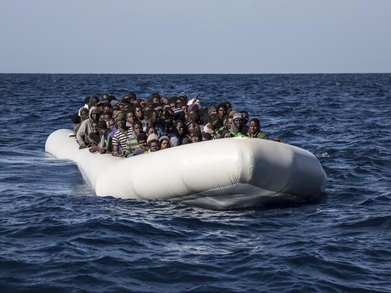 """Statistik beweist: Je mehr """"Seenotretter"""" unterwegs sind, desto mehr Ertrunkene gibt es"""