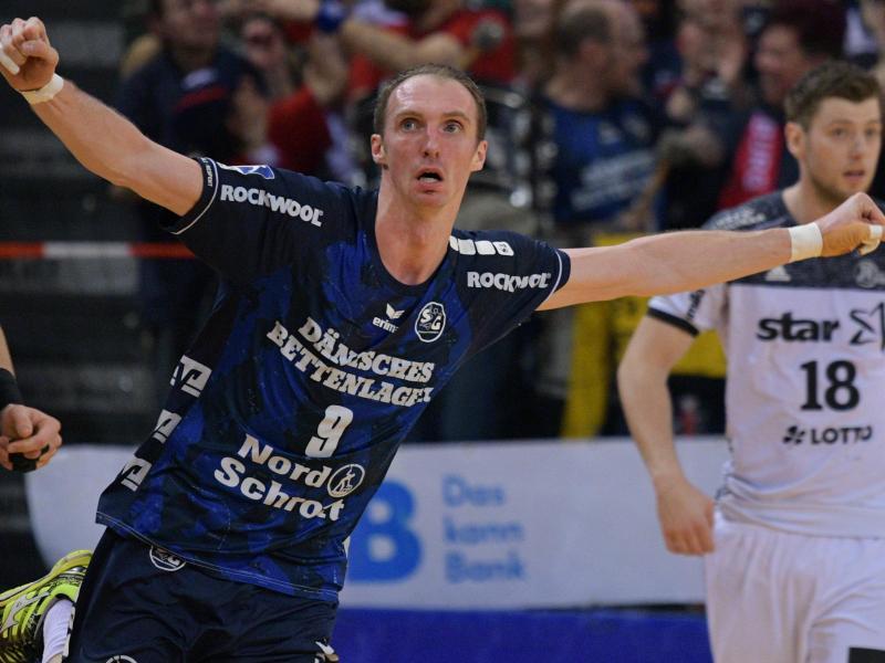 Flensburg besiegt THW Kiel und festigt Tabellenführung