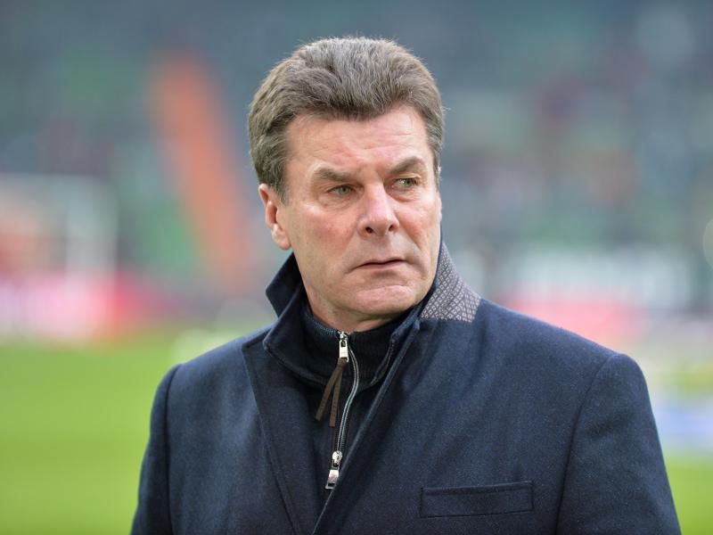Gladbach-Coach Hecking freut sich auf «Festwoche»