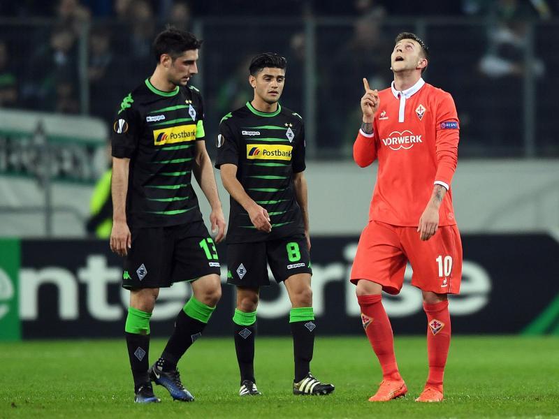 Niederlage gegen Florenz – Gladbach bangt um Achtelfinale