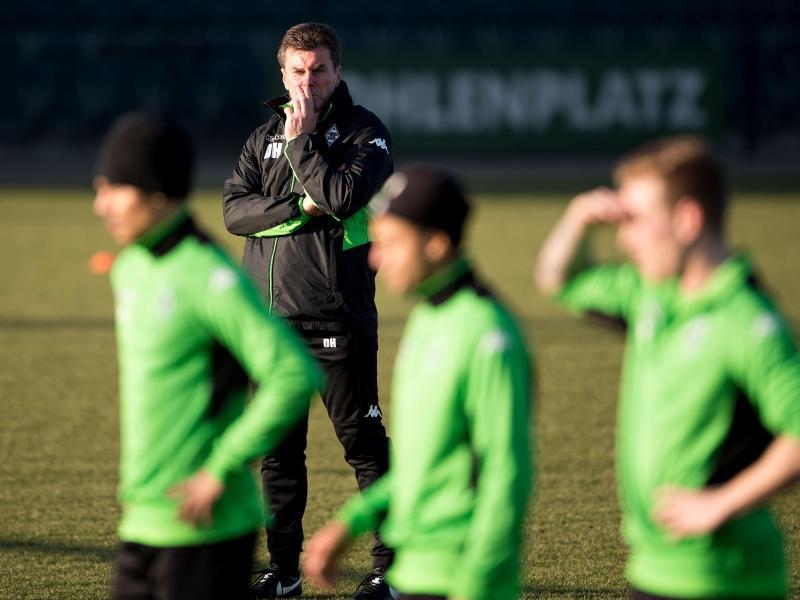 Gladbach mit Zuversicht vor Leipzig-Spiel