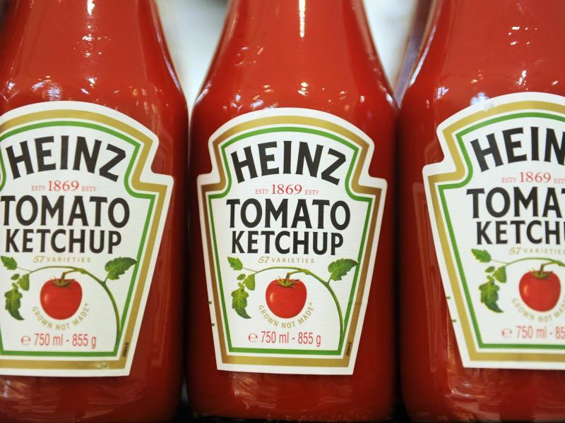 Kraft Heinz wirbt vergeblich um Zusammenschluss mit Unilever