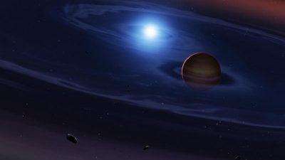 Forscher entdecken rätselhaftes System aus sechs Planeten in rhythmischem Tanz