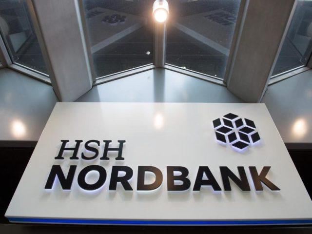 Die HSH Nordbank besteht aus einer profitablen Kernbank und einem Teil mit hohen Risiken, vor allem Schiffskredite. Foto: Daniel Reinhardt/dpa