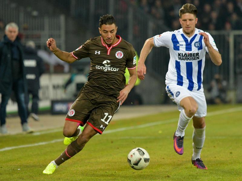5:0 – St. Pauli deklassiert Karlsruhe
