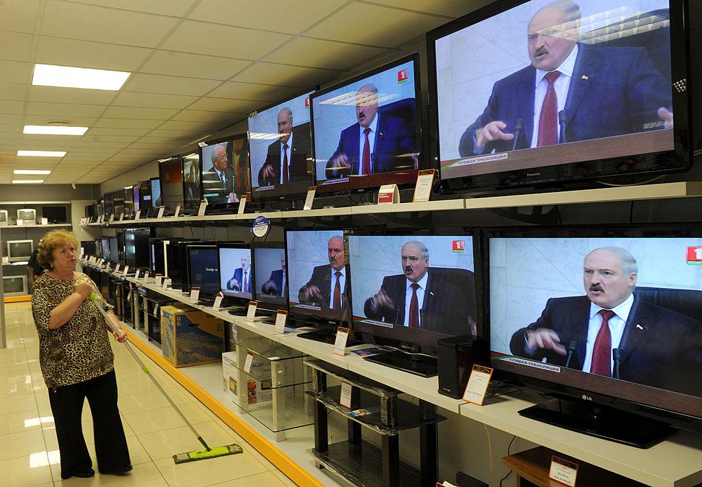 Razzia bei oppositionellem TV-Sender in Minsk – Computer beschlagnahmt