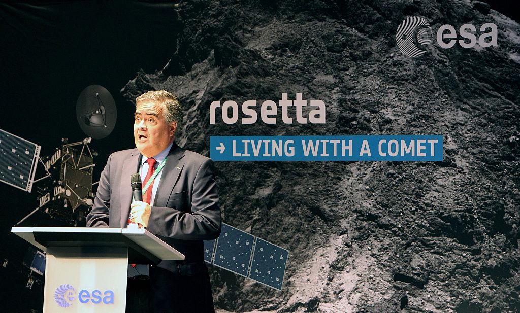 Weltraumforscher entschlüsseln ein Rätsel um Kometenstaub