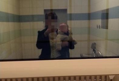 gez verhaftung mutter mit baby in zelle gesteckt wegen nichtgezahlter rundfunkgeb hr. Black Bedroom Furniture Sets. Home Design Ideas