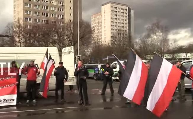 Proteste gegen Neonazi-Aufmarsch in Leipzig + Video-Livestream