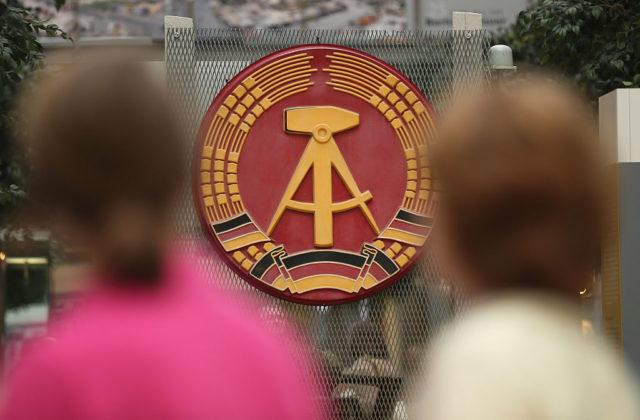 DDR-Symbol Foto: Sean Gallup/Getty Images