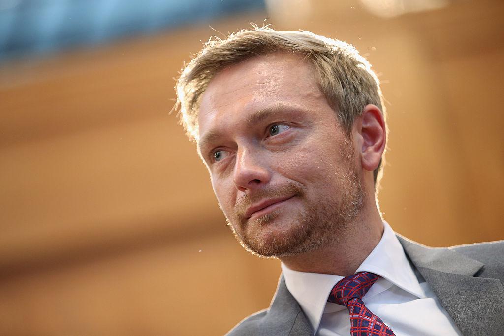 FDP-Chef Lindner will Rückkehr zum gesunden Menschenverstand bei Stickoxid-Grenzwerten