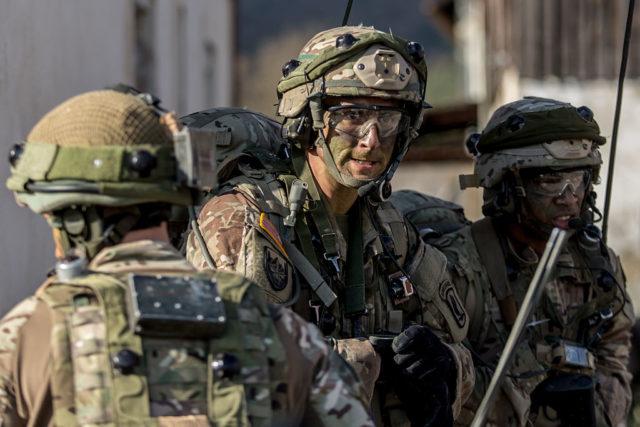 US-Soldaten in Europa Foto: Matej Divizna/Getty Images