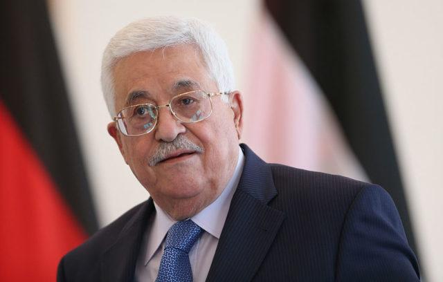 Palästinenserpräsident Mahmoud Abbas Foto: Sean Gallup/Getty Images
