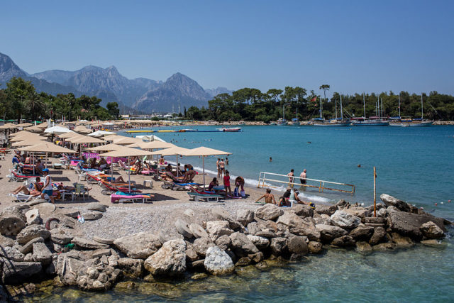 Antalya, Türkei Foto: Chris McGrath/Getty Images