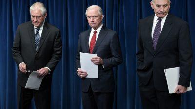 FBI bilanziert: 300 Flüchtlinge unter 1.000 Terrorverdächtigen