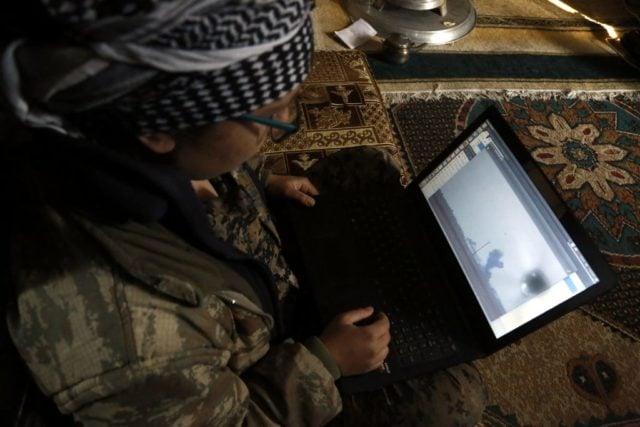 Islamist (Symbolbild)Foto: DELIL SOULEIMAN/AFP/Getty Images