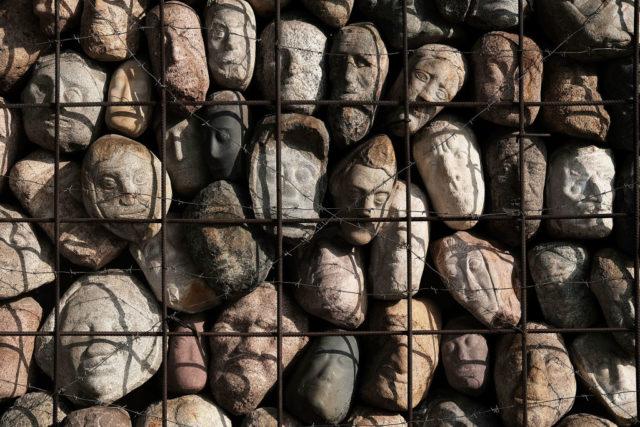Gedenken an die Opfer des Kommunismus in Russland. Foto: Spencer Platt/Getty Images