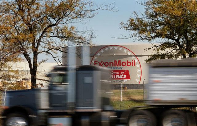 Exxon Mobil Foto: Scott Olson/Getty Images
