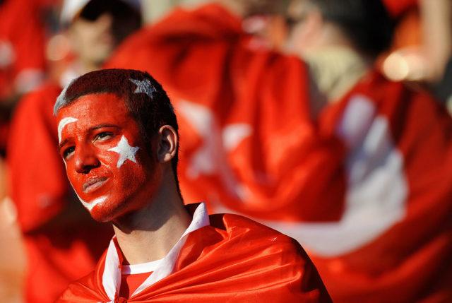 Türkei Fan (Symbolbild) Foto: MLADEN ANTONOV/AFP/Getty Images