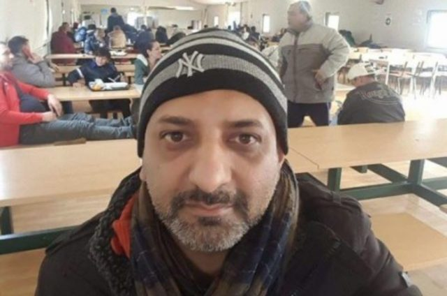 Shams Ul Haq undercover im Asylheim 2017