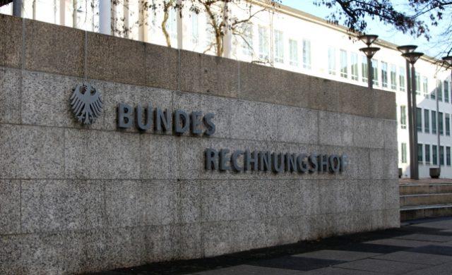 Bundesrechnungshof Foto: über dts Nachrichtenagentur