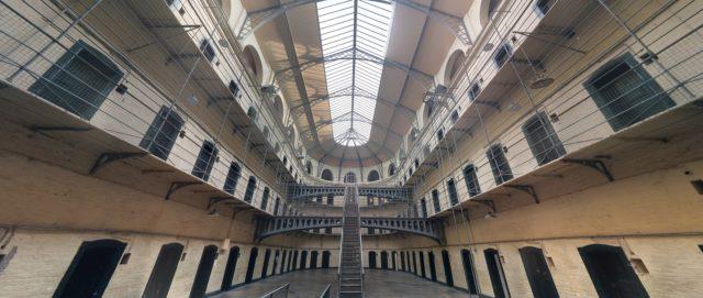 Symbolbild (Gefängnis in Dublin). Foto: Public Domain