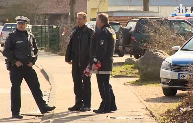 Mord in Kiel: Dreifache Mutter auf offener Straße mit Messer getötet. Foto: Screenshot/Youtube
