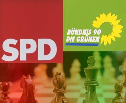 Wenn Deutschland rot-rot-grün regiert wird – was geschieht dann? Ein Planspiel