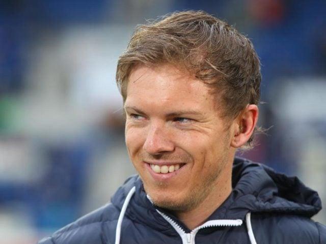 Hoffenheims Coach Julian Nagelsmann ist vom DFB ausgezeichnet worden. Foto: Thomas Frey/dpa