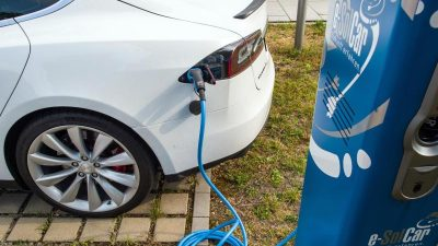 Studie: E-Autos können das Klima nicht retten