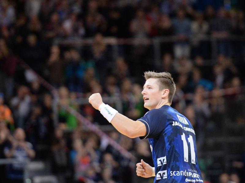 Flensburg-Handewitt legt in Champions League vor