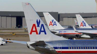 American Airlines fordert Piloten zum Sparen von Treibstoff auf