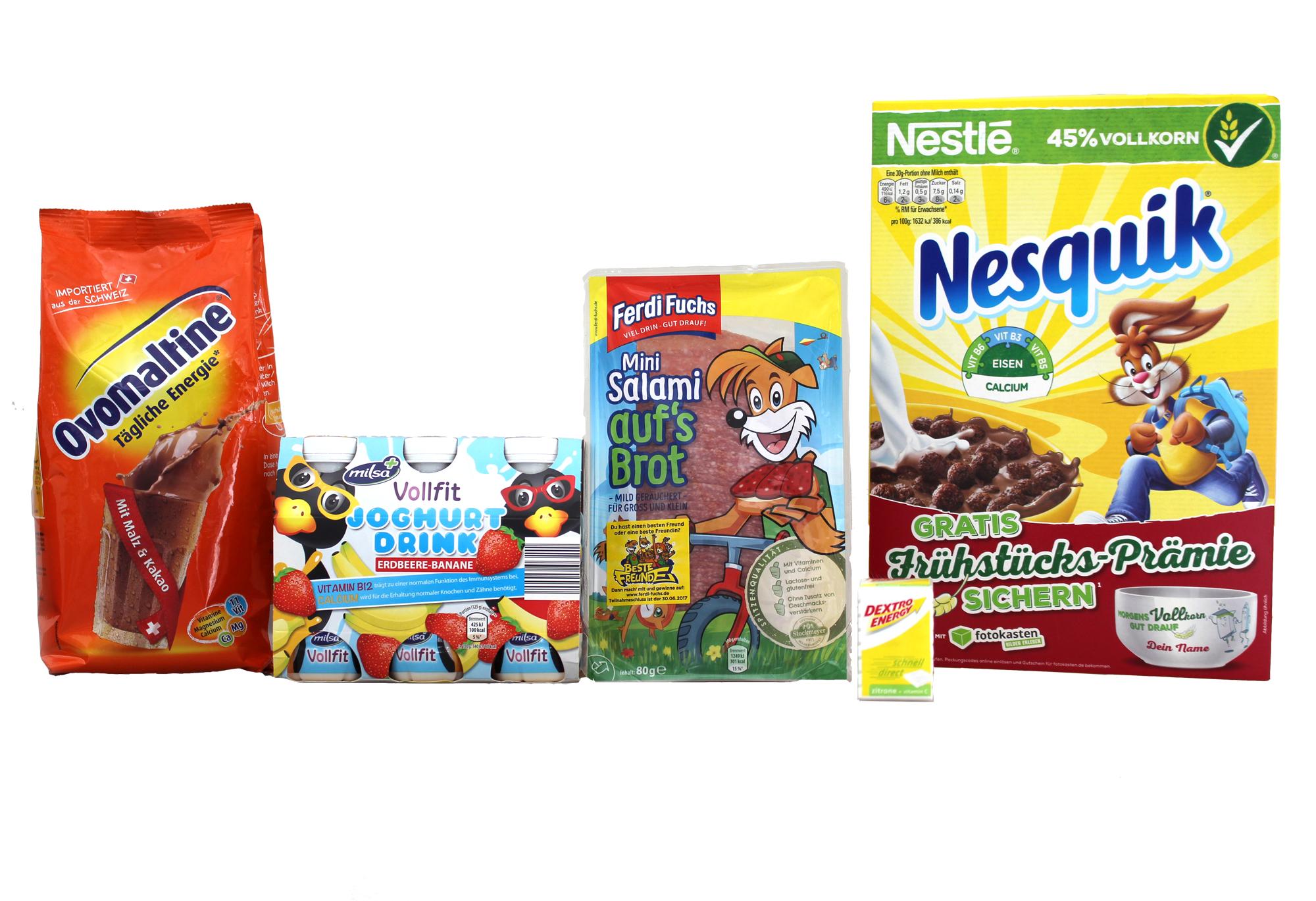 Foodwatch fordert Nestlé, Aldi Nord & Co auf Gesundheits-Werbelügen ...