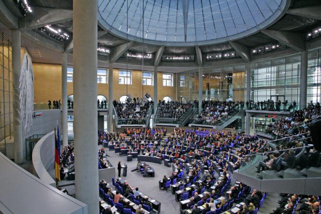 Bundestag Foto: Carsten Koall/Getty Images