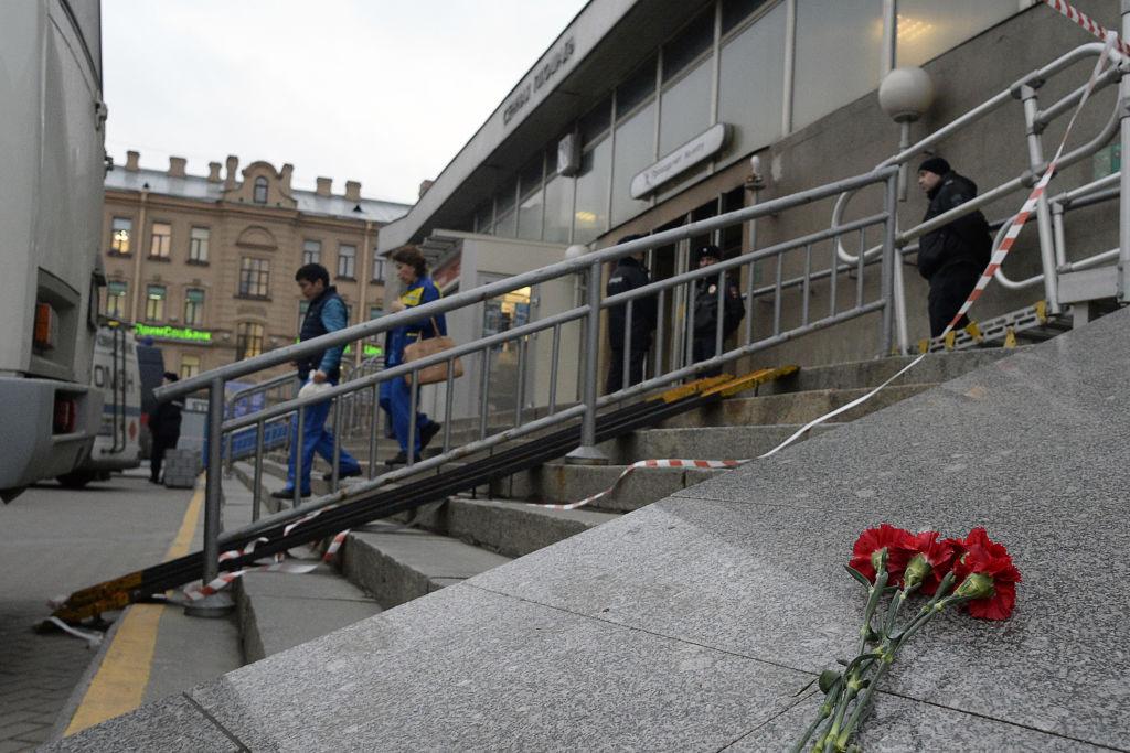 Explosion in St. Petersburg: Kanzlerin Merkel kondoliert dem russischen Staatschef + Video