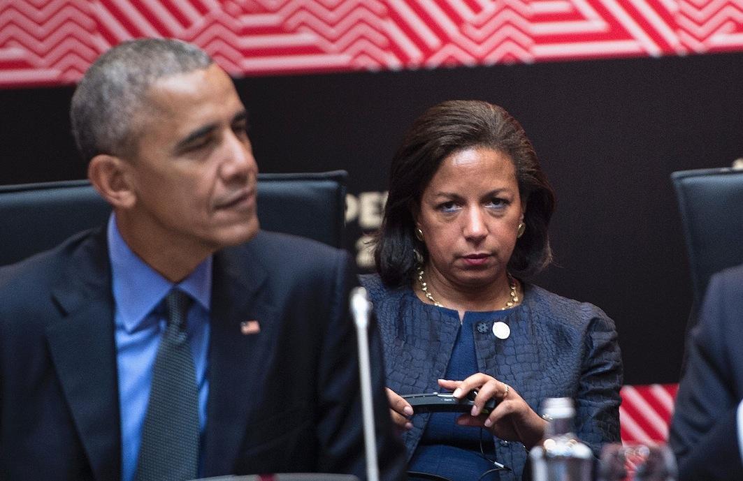 Obamas Sicherheitsberaterin gab abgehörte Gespräche des Trump-Teams frei
